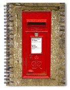 Postbox Spiral Notebook