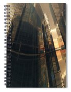 Poster-city 7 Spiral Notebook
