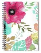 Posy Spiral Notebook