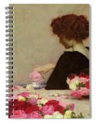 Pot Pourri Spiral Notebook
