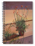 Potfull Of Bounty Spiral Notebook