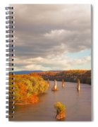 Potomac River Spiral Notebook