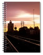 Potter Tracks Spiral Notebook