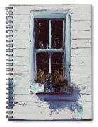 Pottery Store Window Spiral Notebook