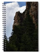 Poudre Canyon Spiral Notebook