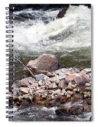 Poudre River 5 Spiral Notebook