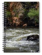 Poudre River 2 Spiral Notebook