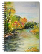 Poudre Riverbend Spiral Notebook