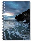 Pounding Foam Spiral Notebook
