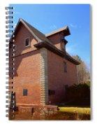 Poutrincourt's Mill Spiral Notebook