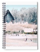 Powell Gardens Chapel Spiral Notebook