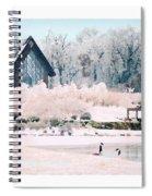 Powell Gardens Chapel Spiral Notebook