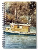 Powell River Canada Spiral Notebook