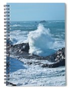 Power  Spiral Notebook