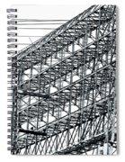 Power Play Spiral Notebook