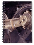 Power Train Spiral Notebook