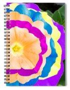 Powerflower Spiral Notebook