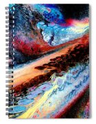 Powerful Force Spiral Notebook