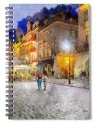 Poznan Spiral Notebook