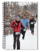 Pprr 2016 Winter Series I 3115 Spiral Notebook