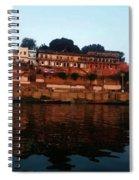 Prabhu Ghat Spiral Notebook