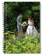Practice Spiral Notebook