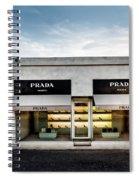 Prada Marfa Spiral Notebook