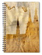 Prague Castle Spiral Notebook