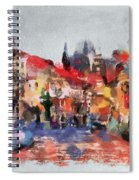 Prague Collection -1 Spiral Notebook
