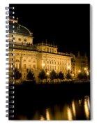 Prague National Theatre Spiral Notebook