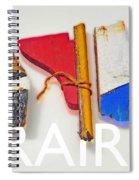 Prairie Spiral Notebook