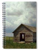 Prairie Church Spiral Notebook