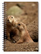 Prairie Dogs Spiral Notebook