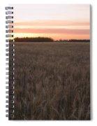 Prairie Pink Spiral Notebook