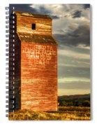 Prairie Sentinel Spiral Notebook