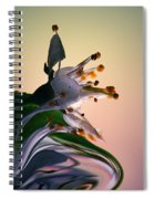 Praise For The Morning... Spiral Notebook