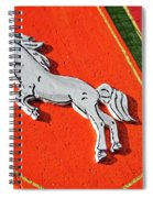 Prancing Pony Spiral Notebook