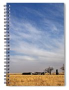 Prarie House Spiral Notebook