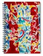 Prayer Flag Spiral Notebook