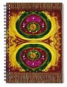 Prayer Rug Spiral Notebook