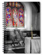Prayers And Hope Spiral Notebook