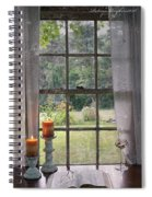 Praying For Peace Spiral Notebook