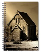 Praying For Rain 2 Spiral Notebook