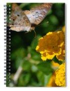 Pre Landing Spiral Notebook
