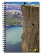 Preacher's Pulpit Spiral Notebook