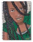 Precelia Spiral Notebook