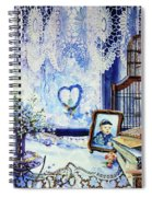 Precious Memories Spiral Notebook
