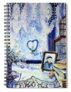 Precious Memories Spiral Notebook