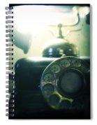 Predecessor Spiral Notebook
