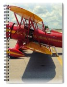 Preflight For The Waco Spiral Notebook